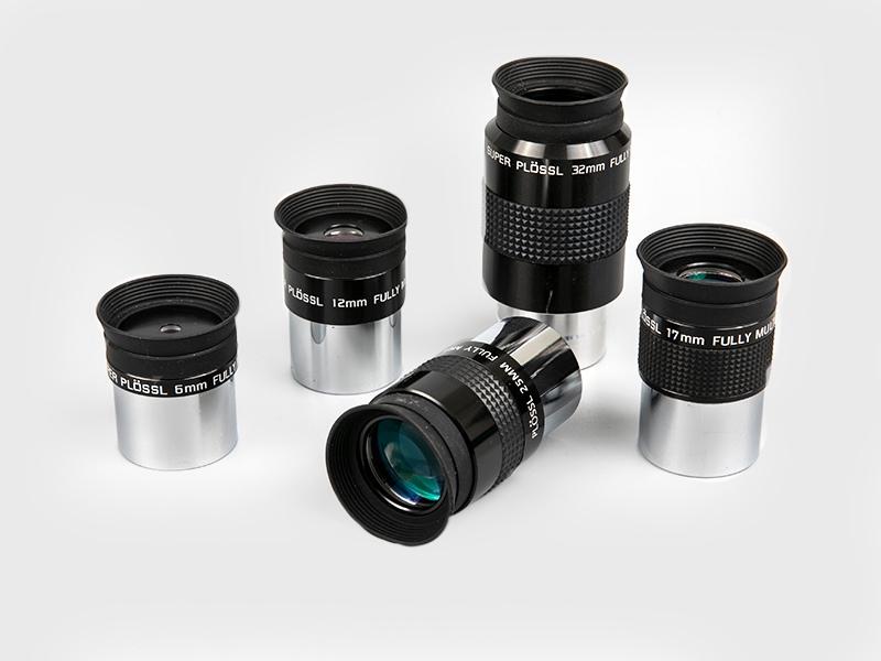 Super Plossl Ocular de 6 mm-12 mm-17 mm-25 mm-32 mm
