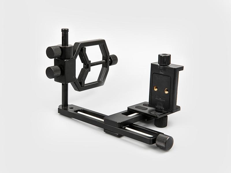 Telescopio Spotting Scope Rifle Scope- Soporte universal para smartphone
