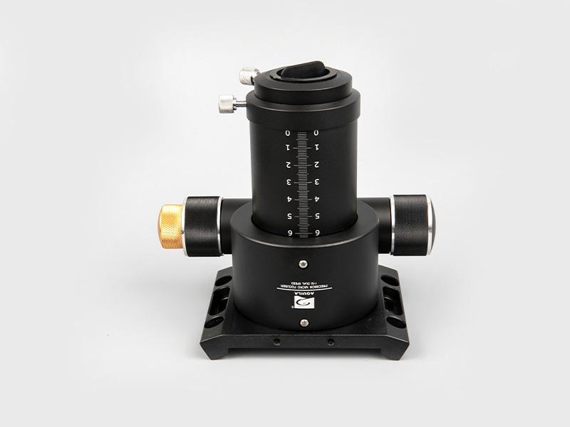 Enfocador de telescopio de doble velocidad 1:10 de 2