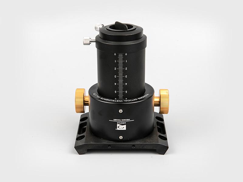 Enfocador de telescopio de una velocidad de 2
