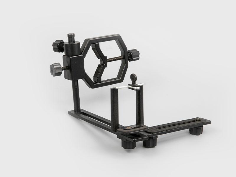 Soporte de adaptador de montaje de cámara Soporte para teléfono inteligente Clip