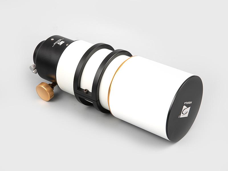 Telescopio refractor F40080 con enfocador de velocidad única 80400D