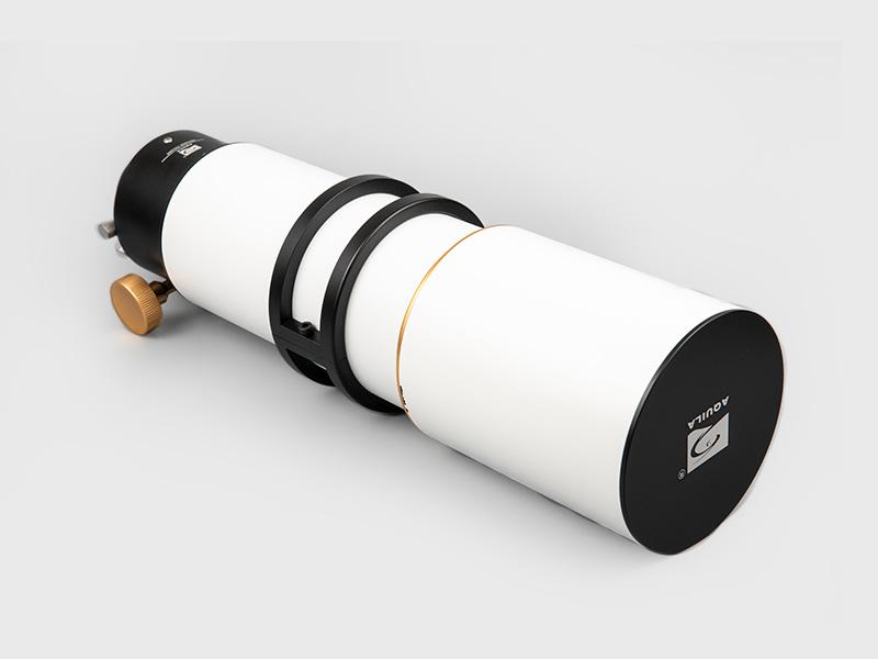 Telescopio refractor F50090 con enfocador de velocidad única 90500D