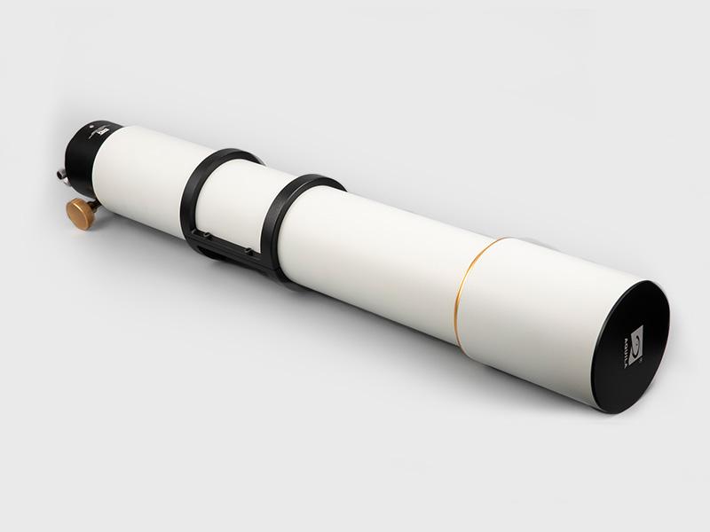 Telescopio refractor F80090 con enfocador de velocidad única 90800D