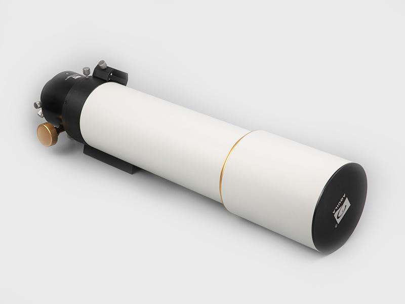 Telescopio refractor F80090 con enfocador de velocidad única 90800B